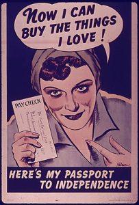 woman-paycheck-1943